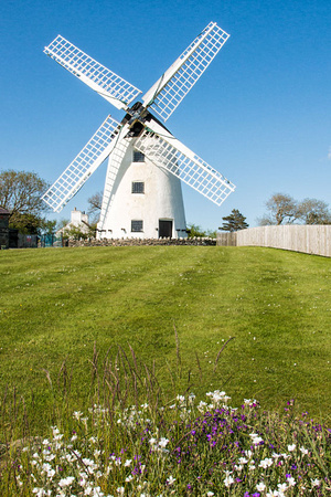 llynnon mill windmill anglesey photo wales