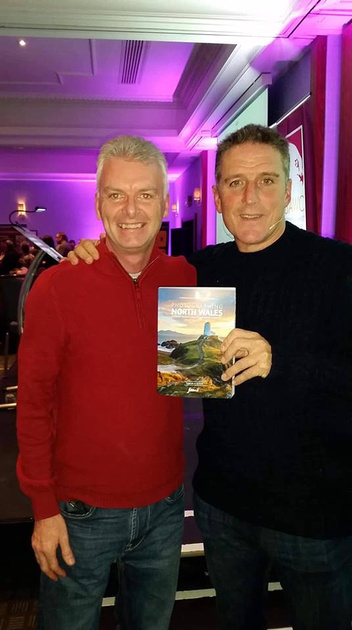 iolo williams springwatch photographing north wales foreword simon kitchin