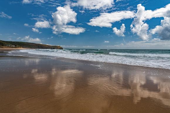Praa Sands Cornwall