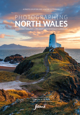 Photographing North Wales photo location guide book by Simon Kitchin North Wales Photographer
