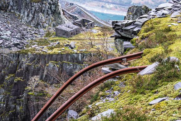 dinorwic quarry llanberis north wales slate