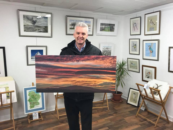 Canvas prints by Simon Kitchin at PG Framing in Mold Flintshire