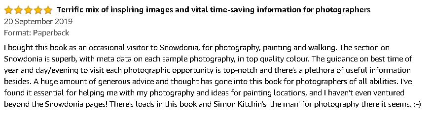 Photographing North Wales by Simon Kitchin review