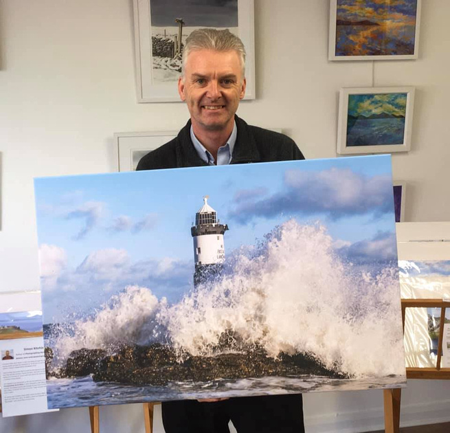 north wales photography by simon kitchin at P G Framing in Mold