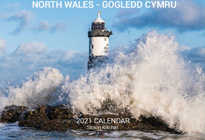 A photo calendar of North Wales