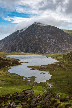 Cwm Idwal snowdonia photography workshops in North Wales by Simon Kitchin