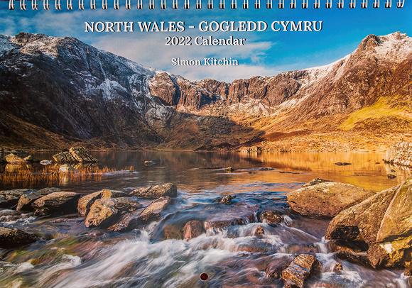 2022 North Wales Calendar