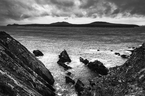 st davids head photo pembrokeshire south wales ramsey island