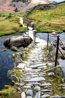 slaters bridge little langdale photo lake district
