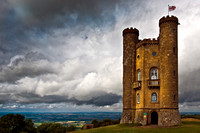 Broadway Tower Cotswolds photograph