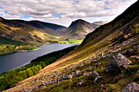 Buttermere Lake District photograph UK photographs gallery