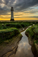 Perch Rock Lighthouse photograph New Brighton
