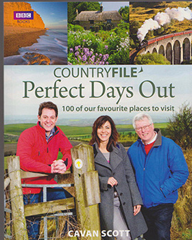 Countryfile Perfect Days out simon kitchin