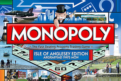 Isle of Anglesey Monopoly B0x