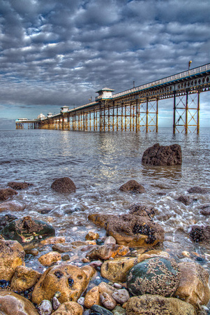 Photographer North Wales  Llandudno Pier photograph North Wales