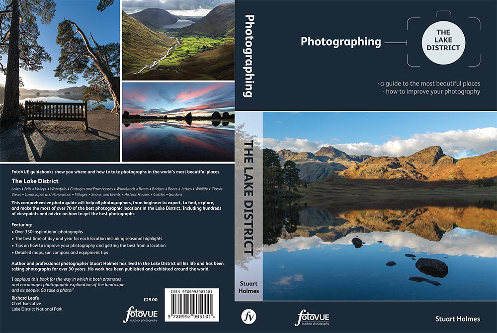 photographing the lake district stuart holmes