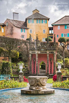 portmeirion village photo