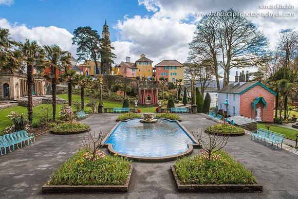 portmeirion photo north wales