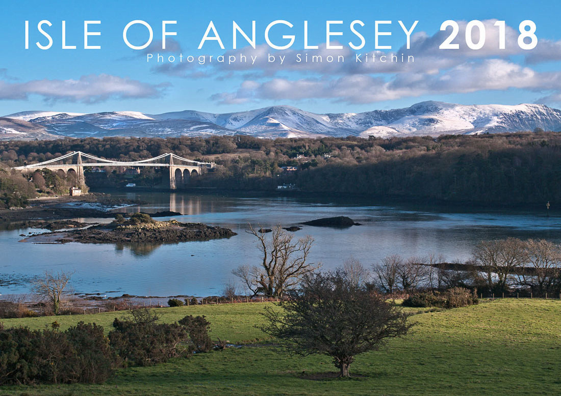 Isle of Anglesey Calendar 2018 by Simon Kitchin
