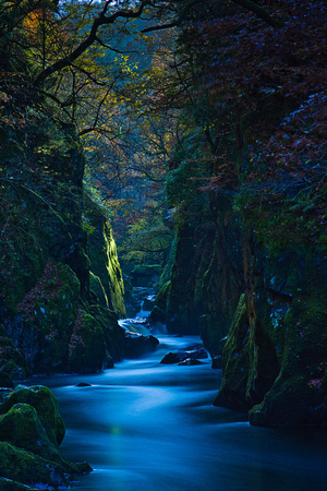 Fairy Glen photograph, Betws-Y-Coed, Snowdonia