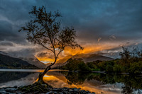 SNOWDONIA Photographs - MOUNTAINS & LAKES