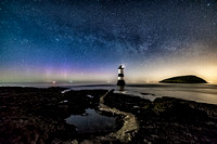 NORTH WALES MILKY WAY & NIGHT photographs