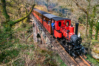 tal y llyn railway dolgoch falls snowdonia photos north wales narrow gauge steam train